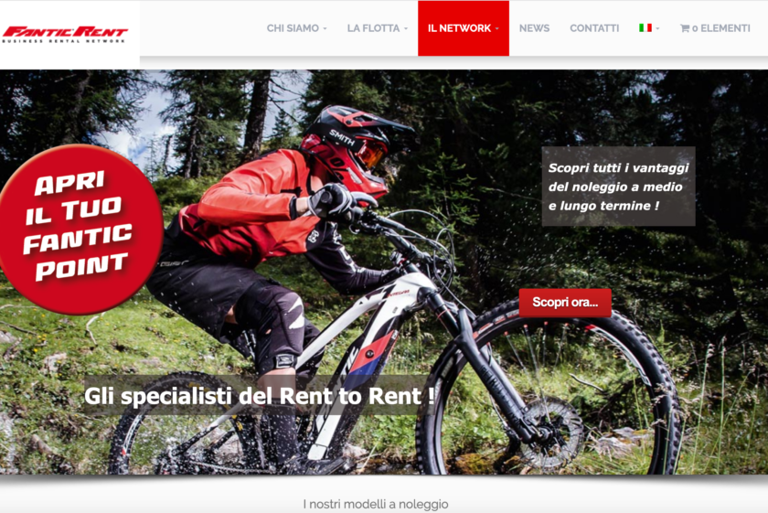 Fantic Rent APP