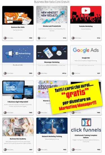 Diventa digital manager… il miglior Corso online!